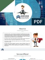 Nirvan Capital - Profile