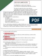 PRESENTACIÓN-Proceso de Planificación