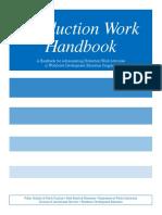 Production Work Handbook