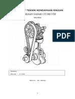 Job Sheet Teknik Kendaraan Ringan Pekerj