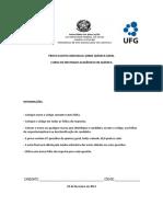 Prova Quc3admica Geral-2013 1