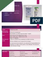 Anfotericina b metodos de control de farmacos