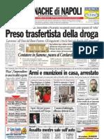 Cronache Di Napoli 12 Aprile 2010