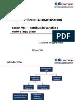 Retribución Variable a Corto y Largo Plazo