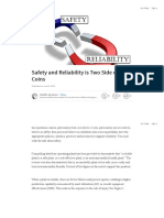 Safety and Reliability is Two Side of Coins _ Handito Aji Saroso _ Pulse _ LinkedIn