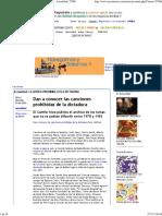 La Musica Prohibida en La Dictadura - Actualidad_ 27886