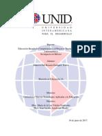 REPORTE Educación Basada en Competencias y El Proyecto Tuning en Europa y Latinoamérica