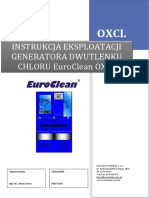 Instrukcja Eksploatacji OXCL BLUE