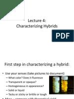 Characterizing Polymers
