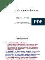 Antenas Basias Part I