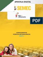 Conhecimentos Teóricos-metodológicos Part02