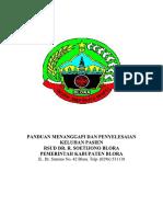 Pedoman Menanggapi Dan Penyelesaian Keluhan Pasien.pdf