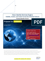 Cisco Identity Services Engine (ISE) - Proposal Template for Partner Sales