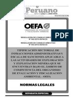 RCD 042 y 043_2015_OEFA