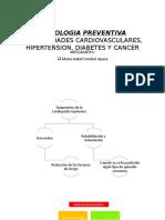 Enfermedades Cardiovasculares, Hipertension, Diabetes y Cancer