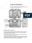 SQL Server Detailed Architecture