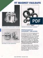 Electroid Permanent Magnet Failsafe