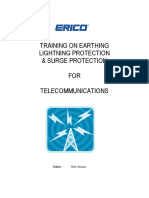 Telecom Earthing Course Notes