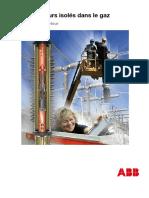 Guide de Lacheteur Disjoncteurs Isoles Dans Le Gaz Ed4 Fr