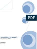 Aarohi Paper Products