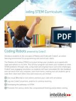 CoderZ Curriculum