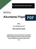 Modul Akuntansi Pajak Revisi Angkatan II