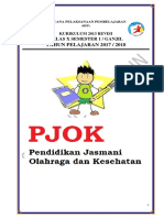 RPP PJOK KELAS X KURIKULUM 2013 REVISI