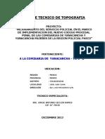 Modelo Informe Topografico