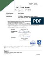 VCCI Report HTQe