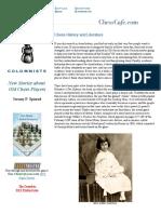 Chess History & Literature