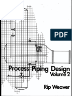 Process Piping Design Volume 2 _ Rip Weaver