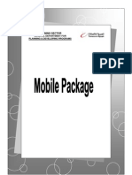 Mobile Package 2010