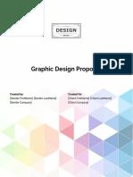 Graphic Design Proposal