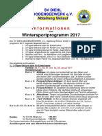 SV DB-Wintersportprogramm 2017