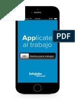 Libro Blanco Infojobs App