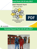 Harweel Hazard Hunt 18-19 July 2017