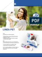 Sacme Prodotti Linea Pet