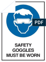 Safety goggles must be worn.docx
