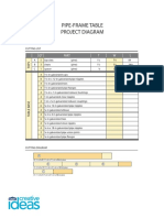 PipeTableProjectDiagram Web