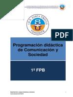 Fpb Comunicacion y Sociedad i