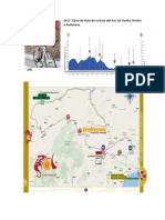 2017. Libro de Ruta de La Ruta Del Sol. 63 Vuelta Ciclista a Andalucía.