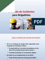 Sistema Comando de Incidentes Para Brigadistas