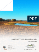 Concept Plan South Aspelund Industrial Park 2013-06-19