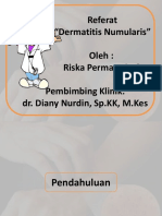 Referat Dermatitis Numularis