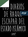 «Los diarios de Raqqa