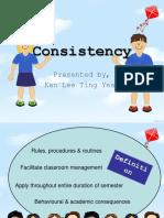4 Consistency