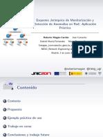 Esquema Jerárquico de Monitorización y Detección de Anomalías en Red