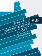 State of Software Development in 2017 Startup Edition