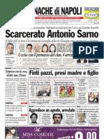 Cronache Di Napoli 7 Aprile 2010