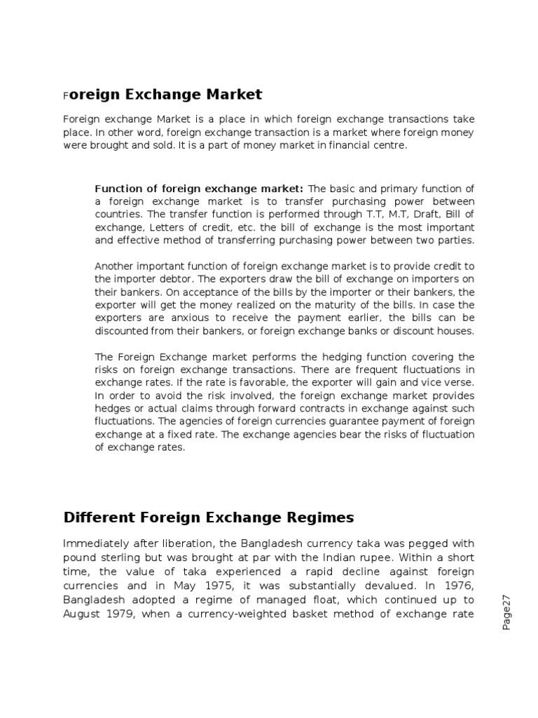 Bangladesh forex reserves
